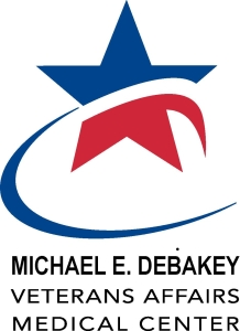 Logo for the Michael E. DeBakey VA Medical Center